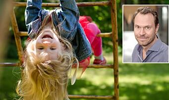 Bruker 20 millioner på å forske på rammeplanen: – Dette er en stor anerkjennelse av barnehagen