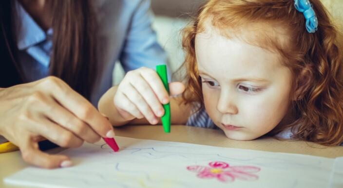 Starter forskningsprosjekt for å hjelpe barnehagebarn som stammer