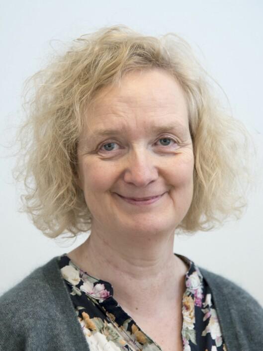 Kommunaldirektør Camilla Nereid.