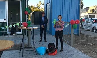 Espira åpnet barnehage i Tyskland: - Svært positiv til den nordiske modellen