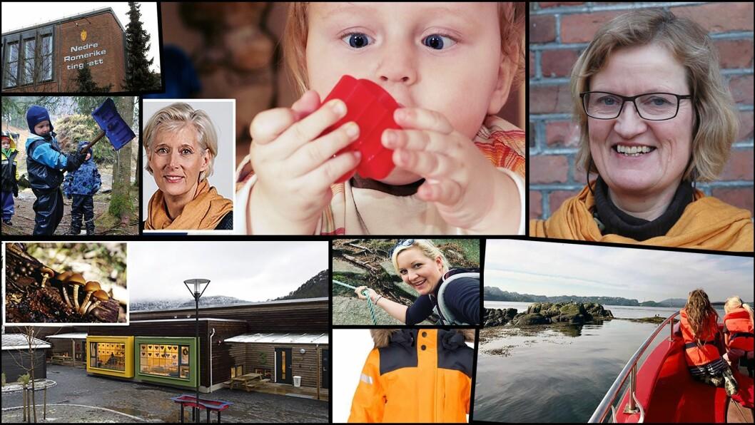 Her er noen av menneskene og sakene du har lest om her på barnehage.no i september.