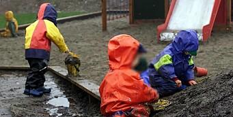 I noen kommuner får nesten 20 prosent av barna spesialpedagogisk hjelp