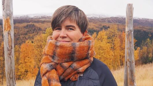 Merete Myran Larsen er daglig leder i Læringsverkstedet Havfrua barnehage.