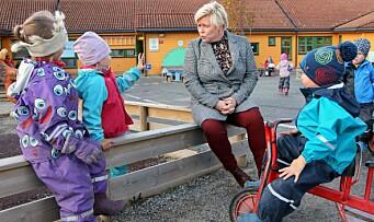 Fremskrittspartiet vil forby barnehijab – får ikke støtte i utdanningskomiteen