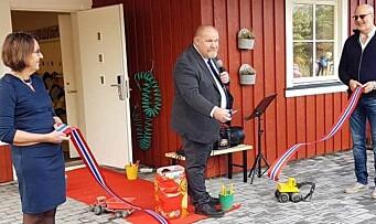 Feiret 25-årsjubileum med åpning av nytt barnehagebygg