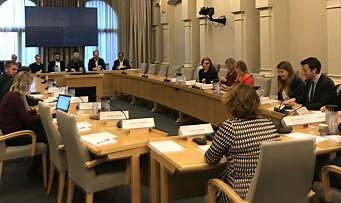 Høring i Stortinget om kommunale, ideelle og kommersielle barnehager: Dette ble sagt