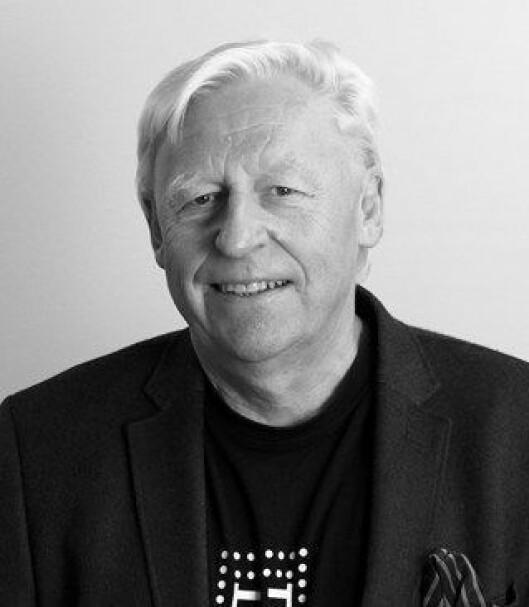 Professor Kjell Åge Gotvassli ved DMMH og Nord Universitet.