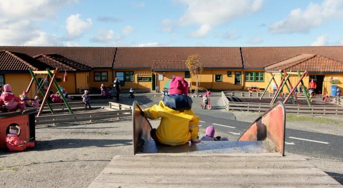 Hvor fornøyd er du med barnehagen? Nå kan du si din mening