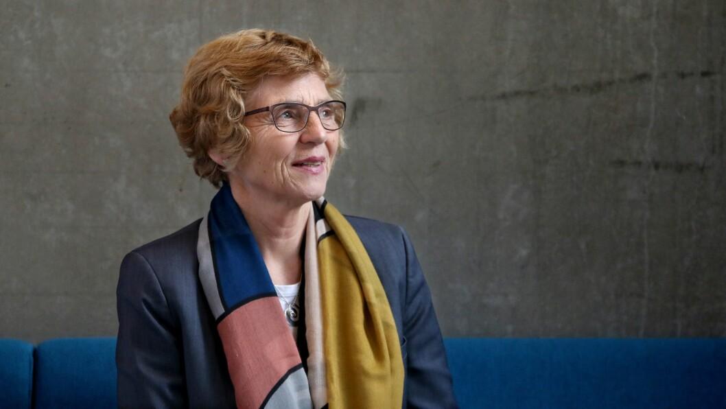 Professor Tora Korsvold står i spissen for prosjektet Master Lab ved DMMH.