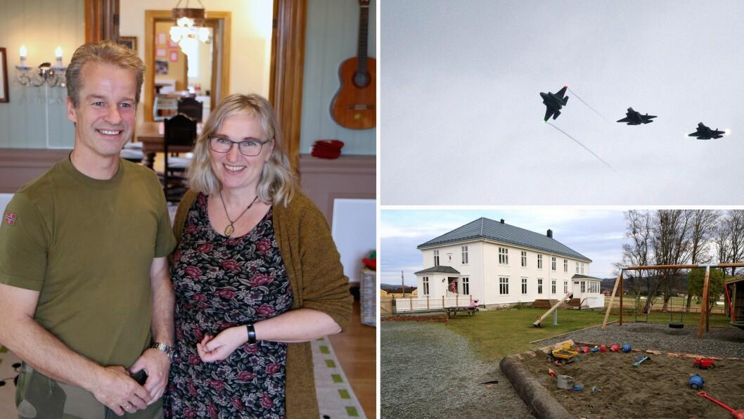 Ekteparet Roar og Ann-Elisabeth Hustad kjempet en årelang kamp mot myndighetene for å berge Marihøna musikk- og friluftsbarnehage.