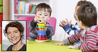 Små barn velger sosiale vinnere – men styrer unna dem som bøller