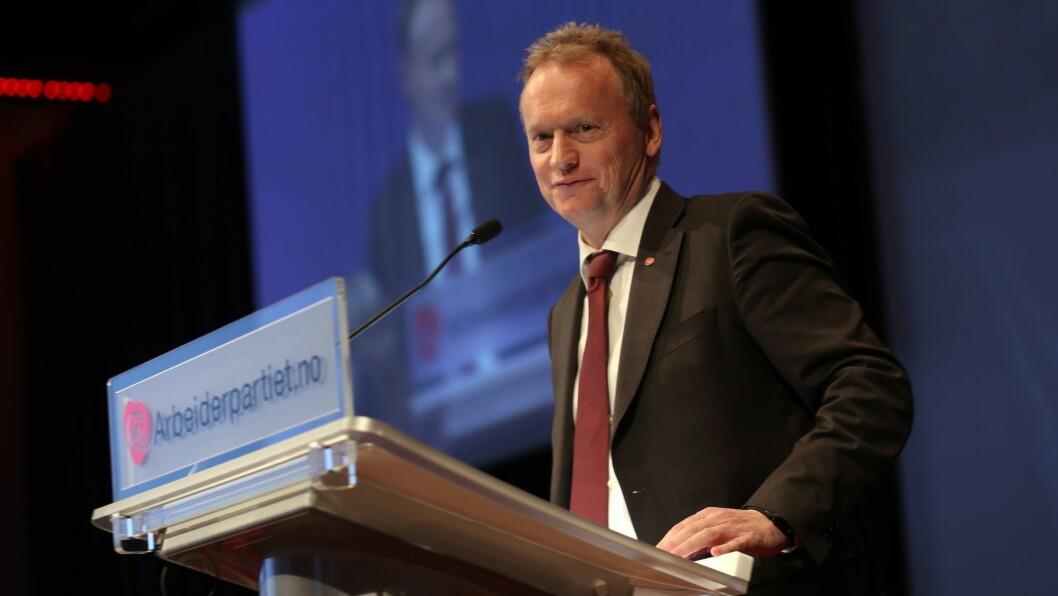Raymond Johansen er byrådsleder i Oslo.