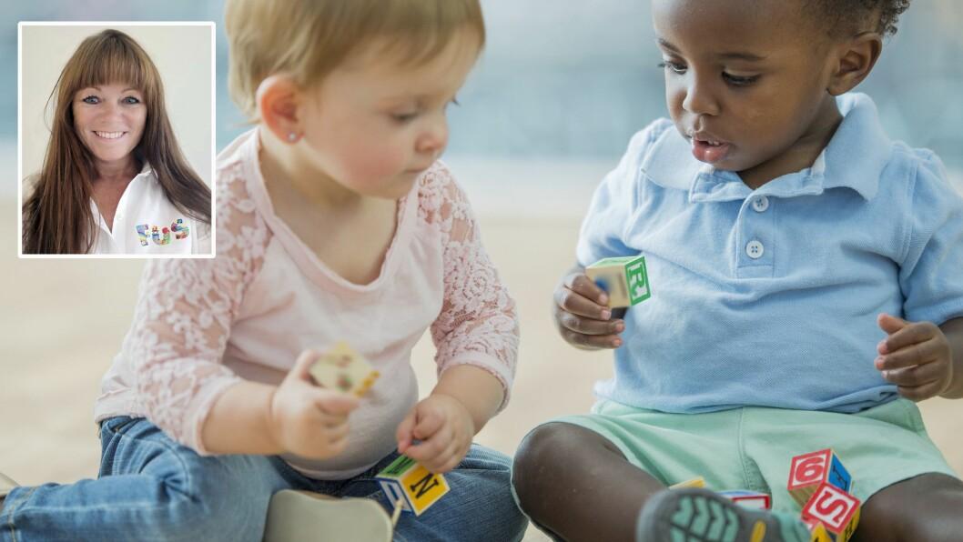 Monica Johnsen er daglig leder i Bisjord FUS barnehage.