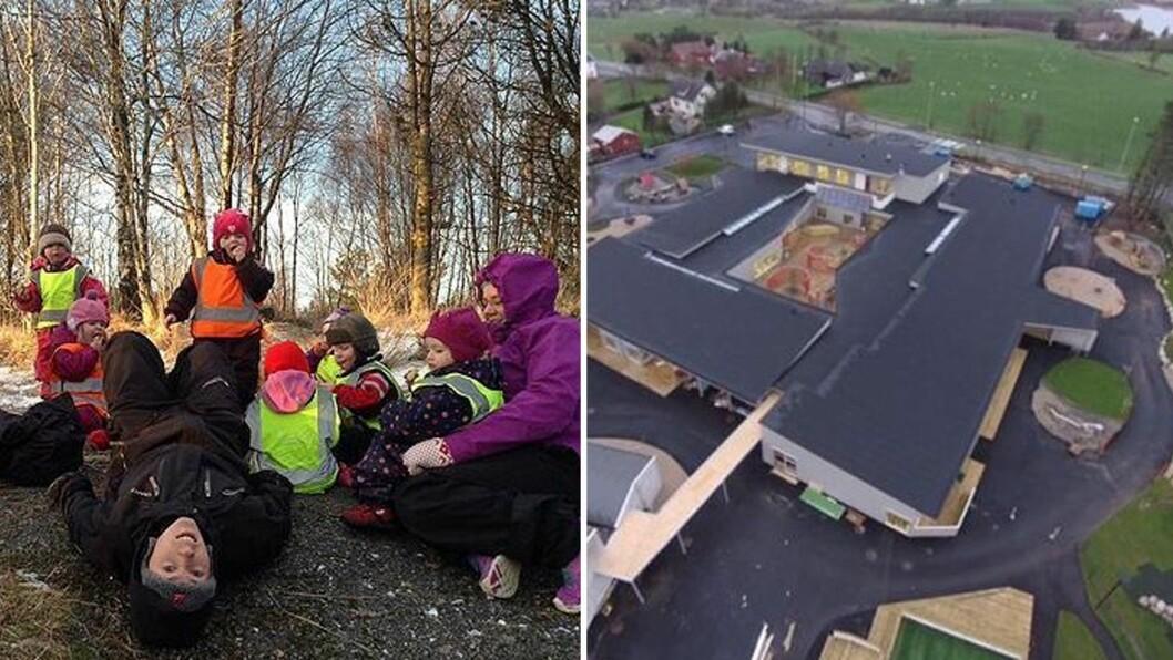 Vestly idrettsbarnehage er en av ti kommunale barnehager i Time kommune.