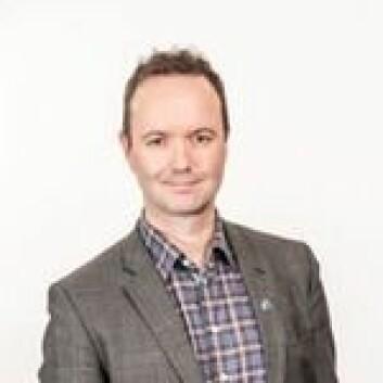 Arnt Steffensen, leder i Kost og ernæringsforbundet.