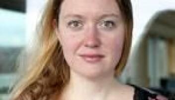 Eva Rustad de Brisis, seniorrådgiver ved avdeling barne- og ungdomshelse i Helsedirektoratet