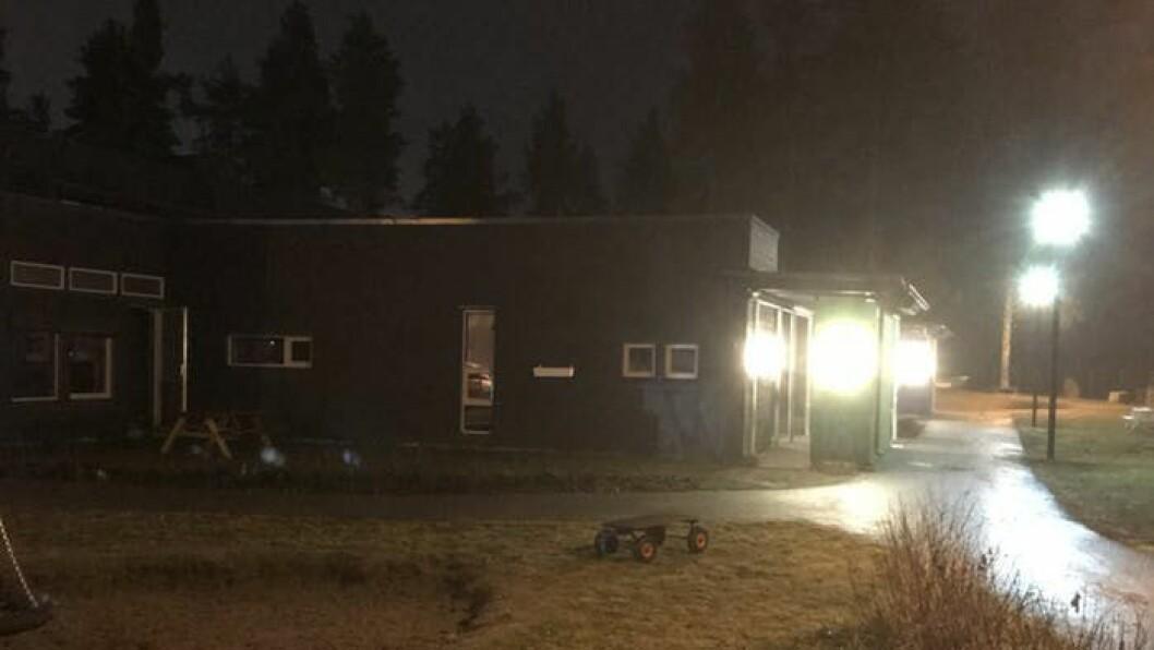 Terningen barnehage i Elverum har fått omfattende skader etter at det brant natt til fredag i forrige uke.