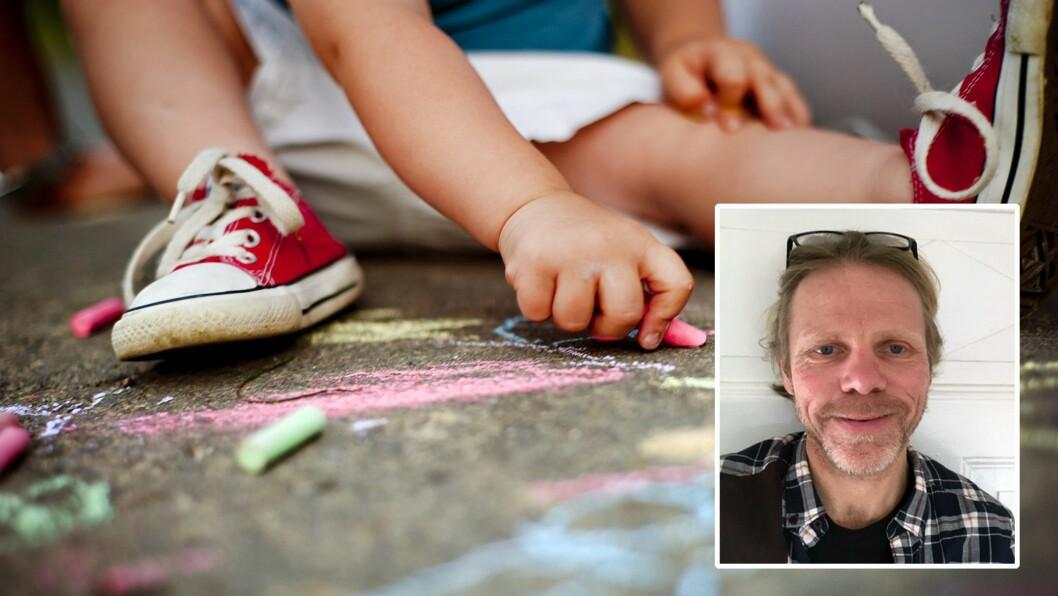 Gjennom DUÅ utvikles læringsmiljøet ved samkjørte voksne som møter barna med kunnskap og forståelse, utfra det enkelte barns modenhet, særegenhet, ulik «bagasje» og nevrologi, skriver Stein Grøndalen.