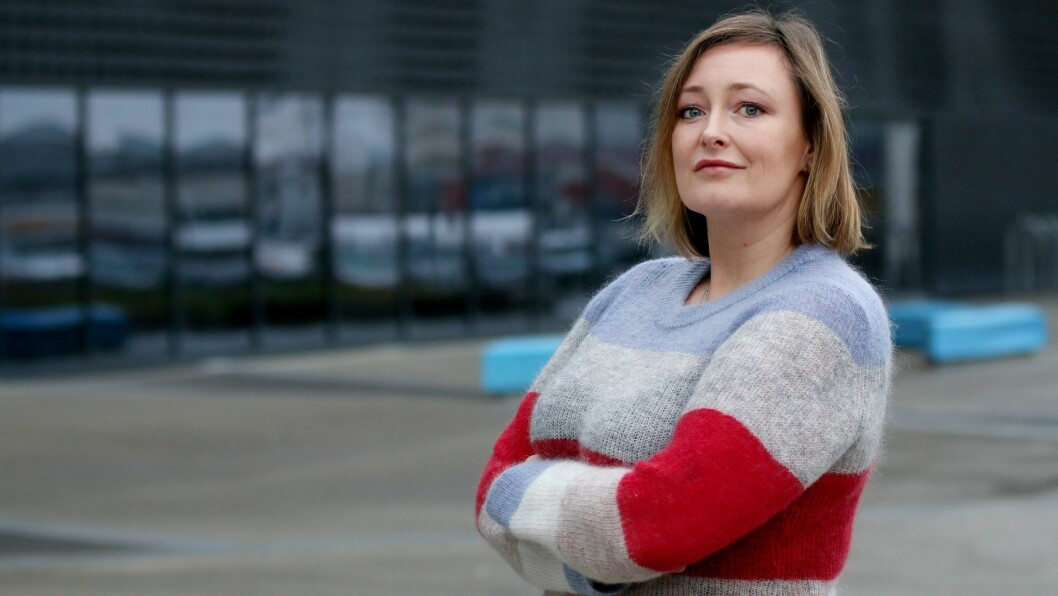 Nestleder i Utdanningsforbundet Fauske og barnehagestyrer Maria Dønnestad reagerer på at kommunen hennes går inn for å utsette pedagognormen - og dermed også bemanningsnormen, som en direkte konsekvens.