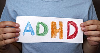 ADHD: – Bør utvikle bedre metoder for observasjon i barnehage og skole