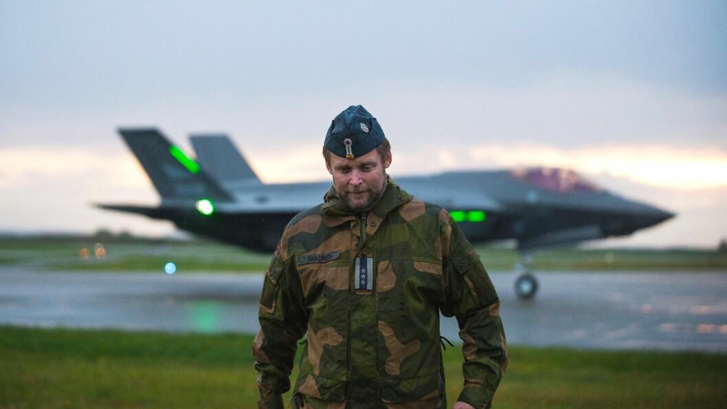 21. september landet tre nye F-35 kampfly på Ørland flystasjon. Hvert av dem kostet 95 millioner dollar. De ble tatt imot av stasjonssjef Hans-Ole Sandnes. Dermed er det ni slike fly på Ørland. Fram til 2024 kommer det seks nye fly i året; tre om våren og tre om høsten.