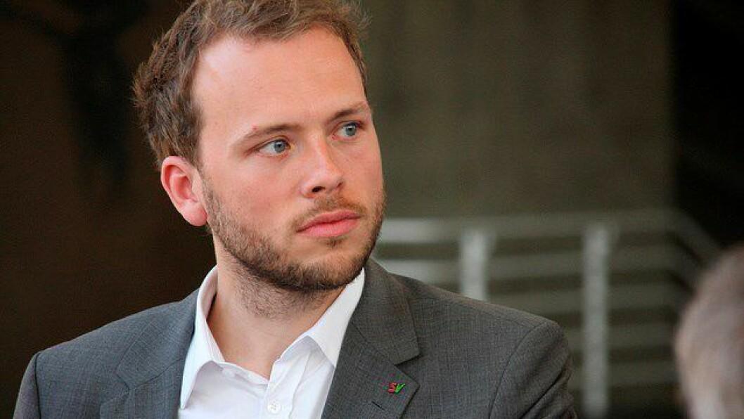 - Utviklingen truer mangfoldet i sektoren, ikke minst de private ideelle aktørene, sier SV-leder Audun Lysbakken.
