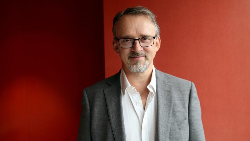 Professor Kjetil Børhaug leder ekspertgruppen. 5. desember skal de legge fram rapporten sin.