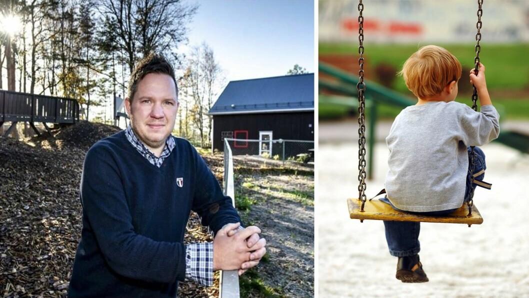 Raymond W. Tiochta er styrer i Huser gårdsbarnehage. Her skriver han om hvordan de jobber for å forebygge mobbing i barnehagen.