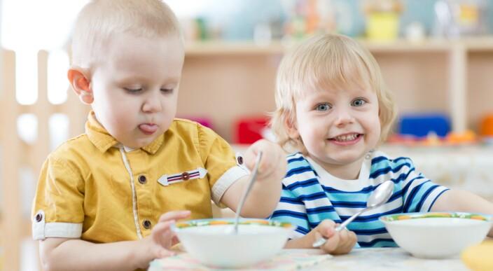 Dropper matpakka: Nå er barnehagematen tilbake i Tromsø-barnehagene
