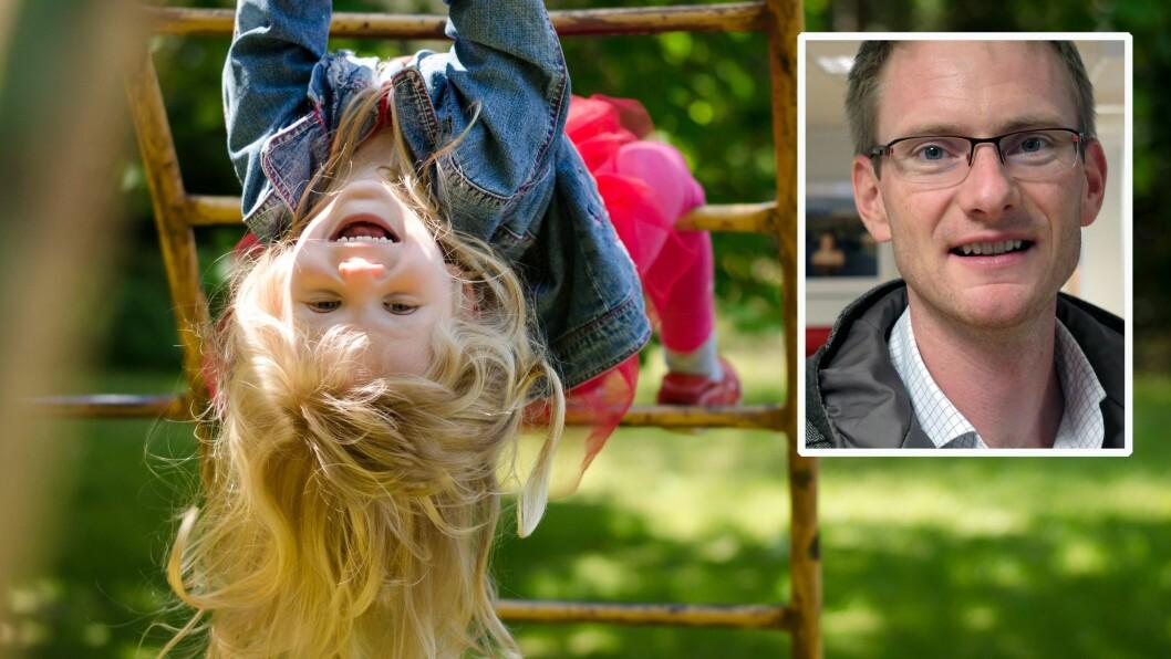 Daglig leder Fredrik Høst i EPSI Rating Norge har undersøkt hvor fornøyd norske foreldre er med barnehagen sin gjennom de ti siste årene.