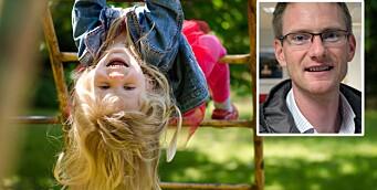 Norske foreldre er superfornøyde med barnehagen - og mest med de private