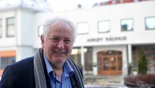 Kommunalsjef for oppvekst i Askøy kommune, Åge Rosnes.