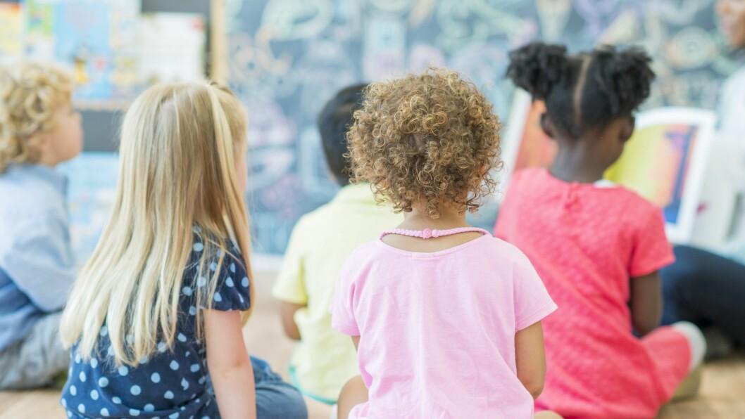 Barnehagelærerstudent Silje Marie Hultmark deler sine erfaringer i denne praksisfortelling.