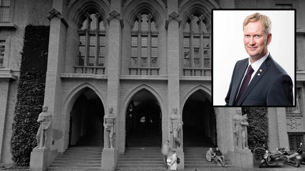 - Når barn melder fra om vold og omsorgssvikt, må voksne reagere, sier byrådsleder Harald Schjelderup (Ap) i Bergen.