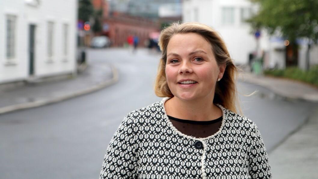 Marie Skinstad-Jansen leder Foreldreutvalget for barnehager (FUB).
