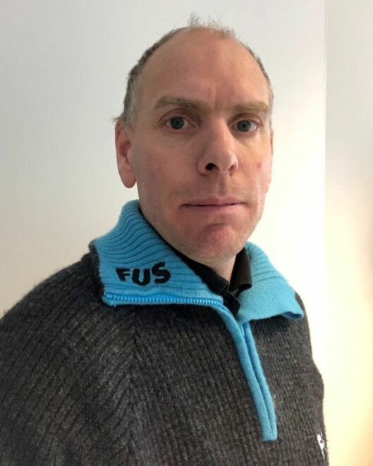 Roger Husby, daglig leder i Tomter FUS barnehage.
