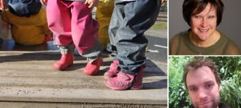 Bemanningsnorm i barnehagen – uløste utfordringer