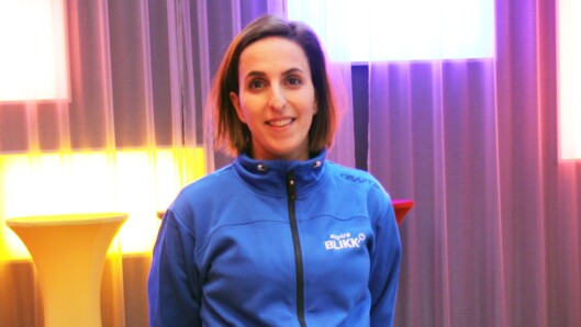 Kathy D. Larsen er styrer i Espira Torshovdalen.