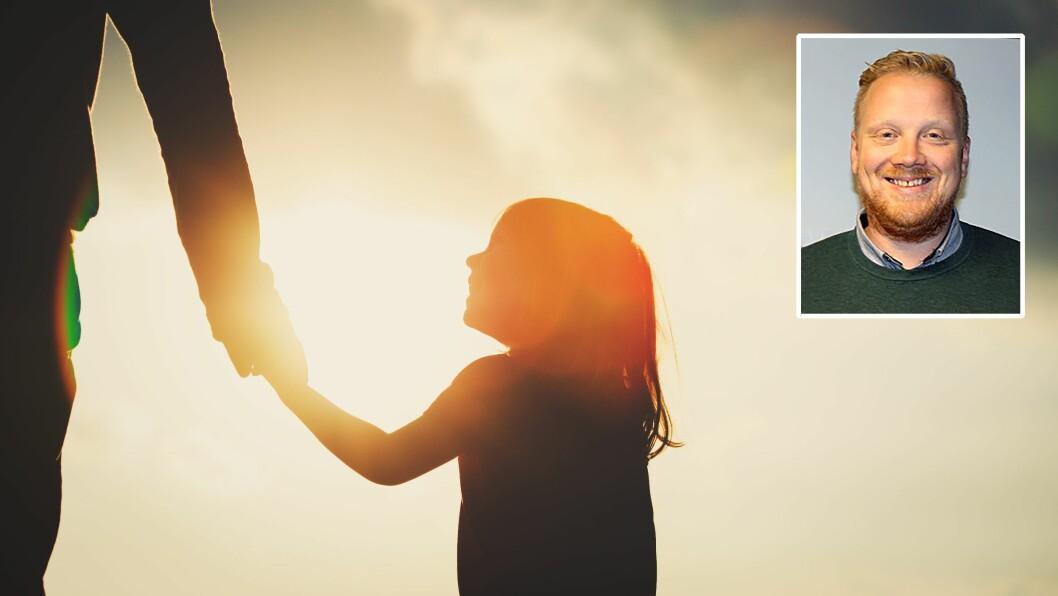 Det er ikke alltid like enkelt å være pappa - selv om man er utdannet pedagog, skriver Jan Magnus Rekdahl.