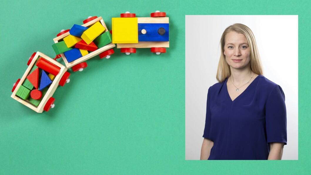 Statssekretær Rikke Høistad Sjøberg (H) sier til Utdanningsnytt at de nå vil se på regelverket for familiebarnehager for å sikre barna det de har krav på av oppfølging og kvalitet.