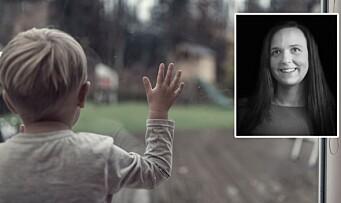 – Overgrepsutsatte barn har ikke tid til å vente på at ansatte skal lære mer