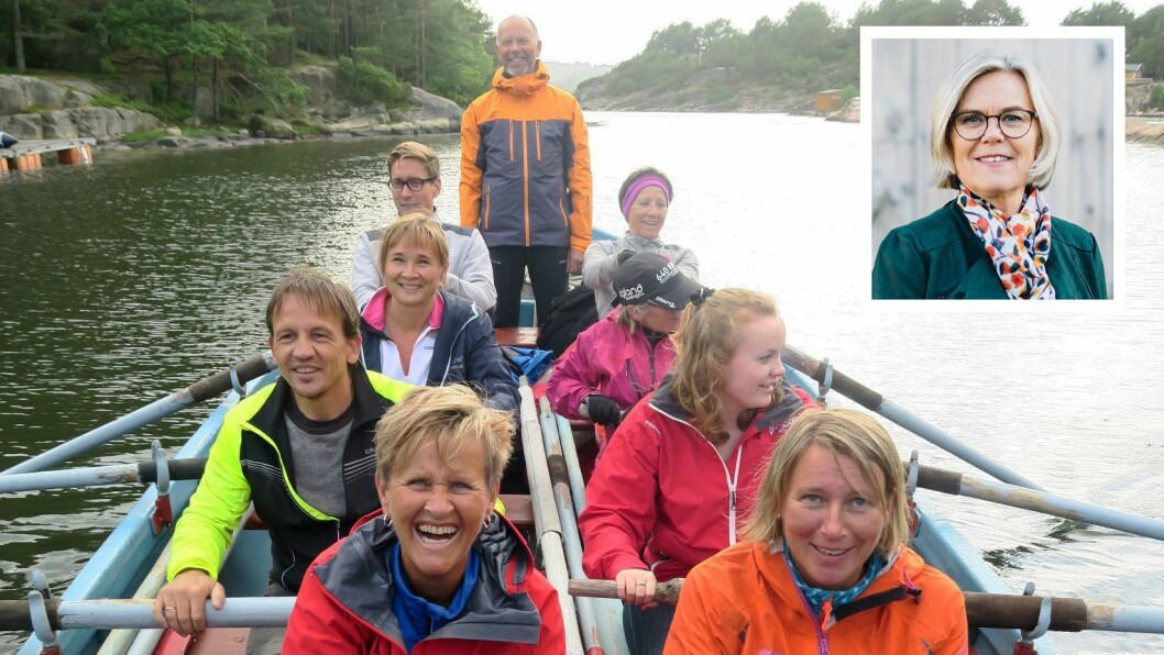 Snart skal Ada Sofie Austegard og gjengen ut på en lang rotur fra Grimstad til Oslo.