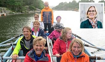 Skal ro fra Grimstad til Oslo: – Vi drar på tokt for en god barndom