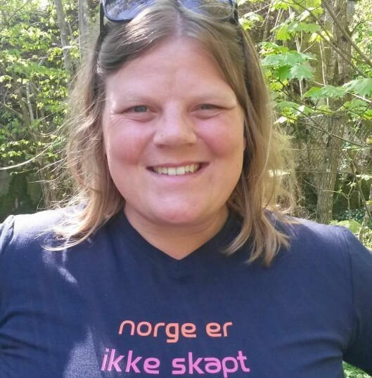 Stephanie Michalowski-Mertins er HOPP koordinator for Hortensbarnehagene.