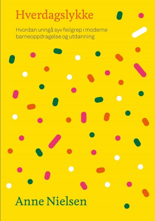 Eksemplene i teksten er hentet fra denne boken, som Nielsen har gitt ut på eget forlag.
