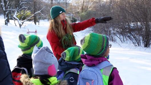 Irene Hirsti-Kvam er prosjektmedarbeider for Klimahuset ved Naturhistorisk museum, UiO.