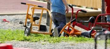 Flere ansatte i barnehagene - men 1300 barnehager har fortsatt ikke oppfylt bemanningsnormen