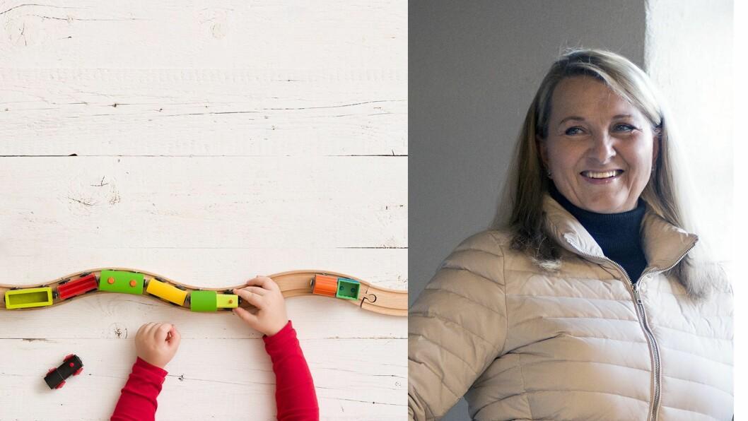 - Min egen status som kvinne er privat barnehageeier, skriver Hjørdis Kindem Thyholt.
