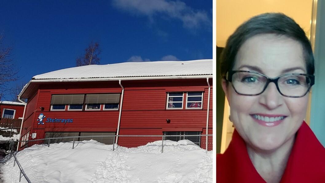 I over ti år har Tone Holme vært daglig leder i Steinrøysa andelsbarnehage i Nittedal. Nå er hun i forhandlinger med Læringsverkstedet om overtagelse.