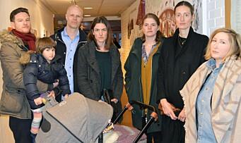 Søsken får ikke plass i samme barnehage - rammer åtte familier